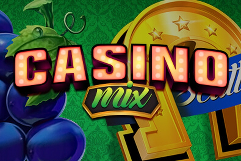 The Casino Mix Online Slot Demo Game by Zitro