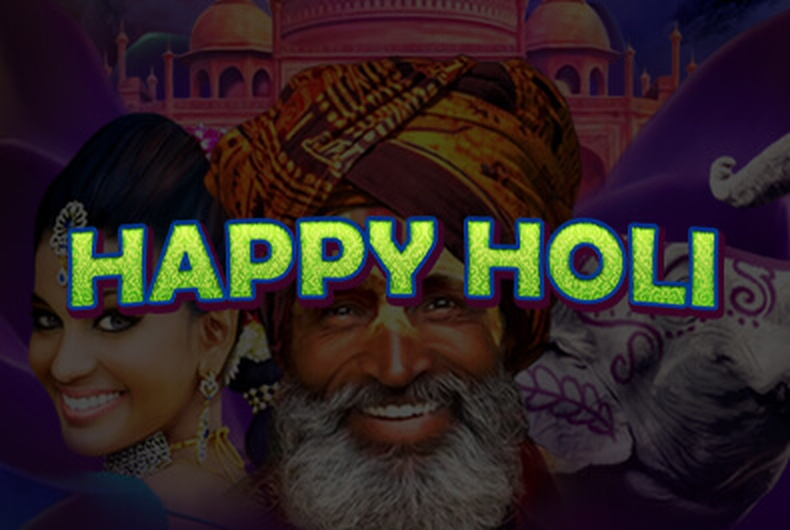 The Happy Holi Online Slot Demo Game by Zitro