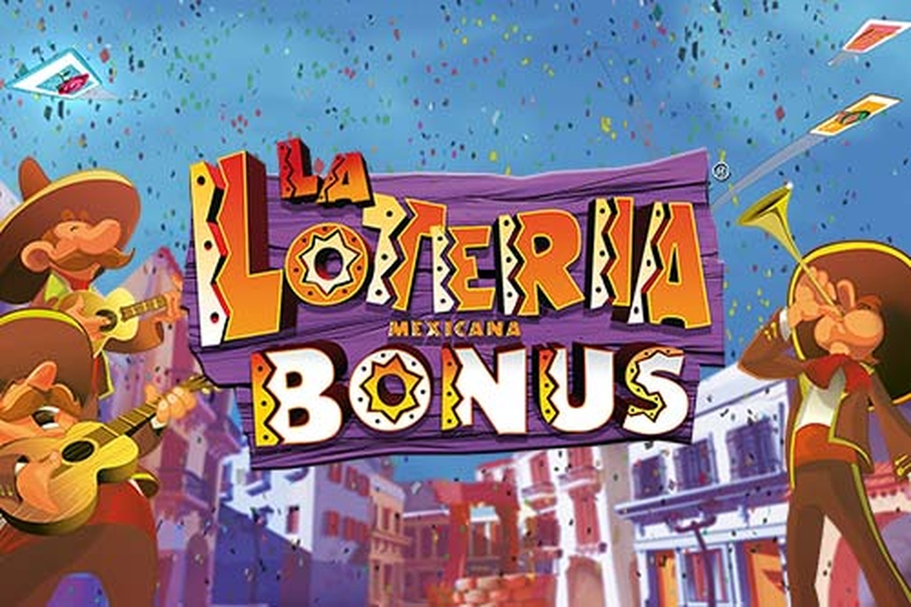 The La Loteria Mexicana Bonus Online Slot Demo Game by Zitro