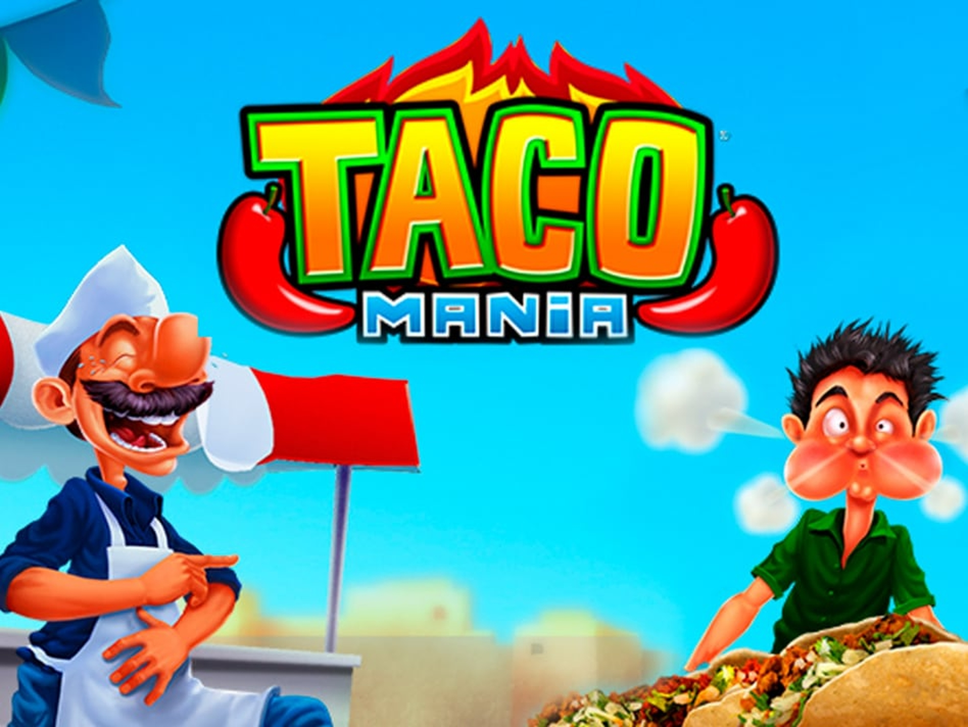 The Taco mania Online Slot Demo Game by Zitro