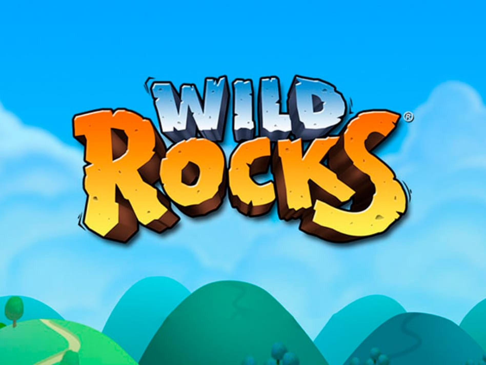 The Wild rocks Online Slot Demo Game by Zitro